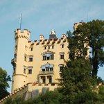 L'imponente castello
