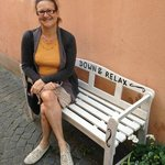 First time I decided to publish one photo of myself on TripAdvisor (in old town Konstanz)