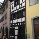 Diverse examples of german architecture