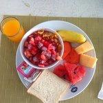 Una colazione tipica :-)