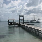 Anegada Reef Hotel Dock
