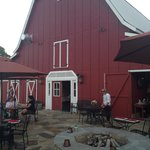 The Red Barn Cafe Foto