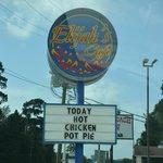 Elijah's Cafe    Woodville, TX