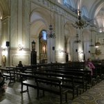 interior da catedral