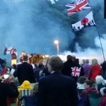 canon at the Battle Proms