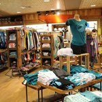 The gift shop/ North Shore Watershed