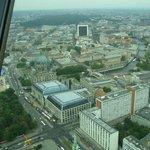 Hotel from Alexanderplatz Tower