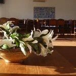 Sala de conferencias y recreación del hotel, mesa de ping-pong