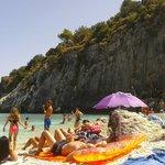 Xigia beach 23/08/2014 morning