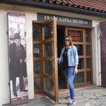 Entrada al museo; en el interior están prohibidas las fotos