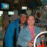 Lovely Liz and Gary Richie