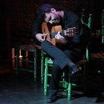 Juan Manuel Torres solo de guitarra en La Casa del Flamenco