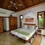 Villa Godok chambre twin/double
