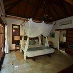 Villa Godok, chambre double