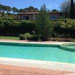 piscine et aapartement