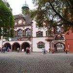 """""""Neuen Rathaus"""" di Friburgo."""