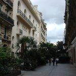 Rue Recamier (from Rue de Sevres)