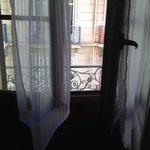 Faux balcon :)
