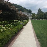 View of Bedford Springs Resort