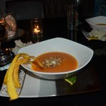 Mind blowing ginger soup!