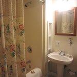 Bathroom from Room #1