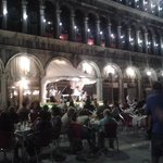 San Marco Square At Night