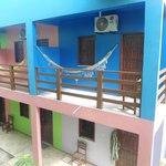 Black White Hostel Foto