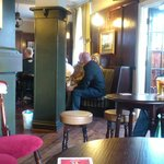 Inside the Golden Lion