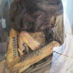 Mumia tatuada