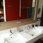 Salle de bains suite prestige