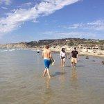 la jolla beach San Deigo
