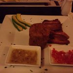 Pork mofongo