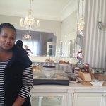 Fabulous breakfast and staff