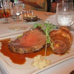 Prime Rib special on Fri. nites