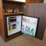 Kühlschrank, Minibar