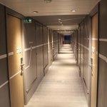 corridoio stanze