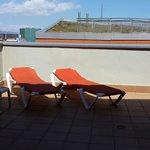 Balcony room 601