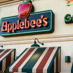 Applebee's Red Bluff on a Summer Evening