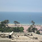could see the beach from our hotel room - about a 10min walk from hotel