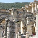 bibliothèque d'Éphèse