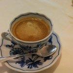 Un ottimo caffè