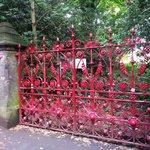 Strawberry Fields Gate