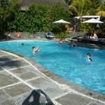 main fresh water pool
