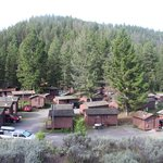 view of cabins