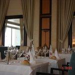 International restaurant,