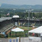 Scenic view of the stadium