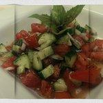Salad Sirazi......simple freshness