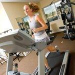 Valdosta, GA Holiday Inn Fitness Center