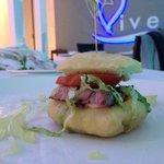 Mitico Fish burger ...