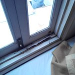 fenêtre vintage, plus elle est morte